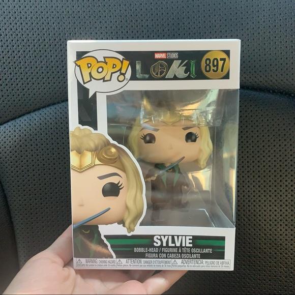 Sylvie Loki Marvel Funko Pop Figure #897